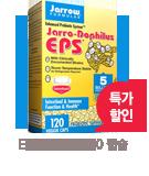 자로우 포뮬러스 자로우 도피러스 EPS 유산균, 120 캡슐